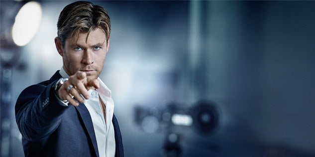 Chris Hemsworth TAG Heuer Ambassador
