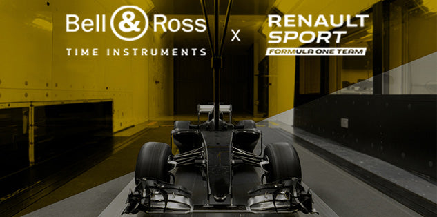 Bell & Ross Renault Formula 1 Team