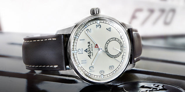 Alpina Watch Alpiner Manufacture Tribute Alpina KM AL-710KM4E6