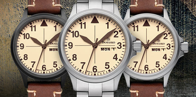 Damasko Watches