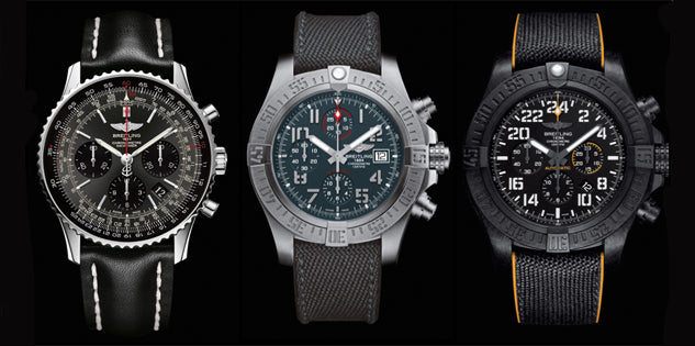 Breitling Baselworld 2016 Releases
