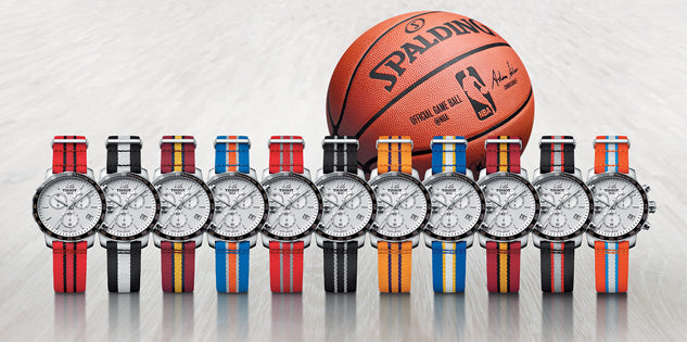 Tissot Watch Quickster NBA