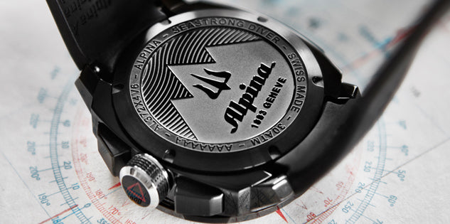 Alpina Watch Seastrong Diver 300 Big Date ALP-232