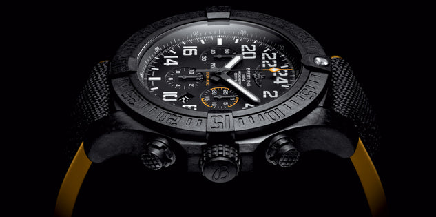 Breitling Watch Avenger Hurricane XB1210E4/BE89/257S