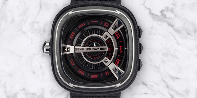 SevenFriday Watch M1-04 Punk Limited Edition M1-04 Punk