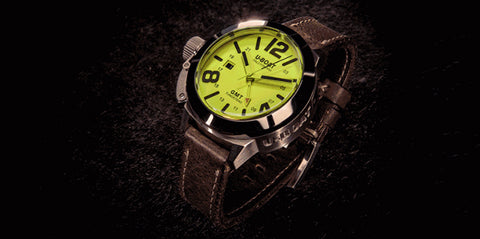 U-Boat Watch Classico 45 GMT 45 BE 8051