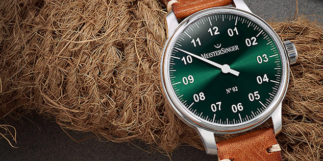MeisterSinger Watch No 2 MS-222