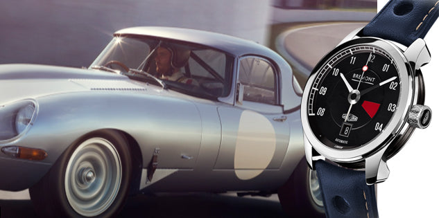 Bremont Watch Jaguar Lightweight E-Type MKIII Bremont MKIII