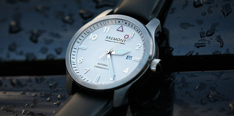 Bremont Watch Solo 37mm SOLO-37/SI