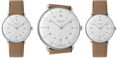 Junghans Max Bill Automatic 027/3502.01