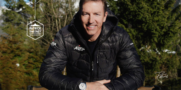 Alpina Adventurer, Patrick Sweeney