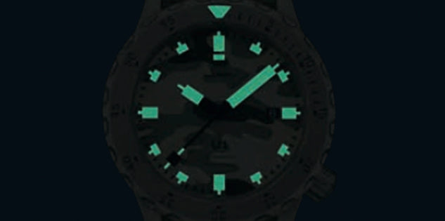 Sinn Watch U1 Camouflage Limited Edition Silicone 1010.0101 Silicone