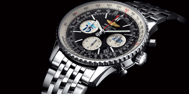 Breitling Watch Navitimer Battle Of Britain 75th Anniversary AB01208U/BE28/447A