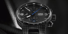 Oris Watch Williams Valtteri Bottas Limited Edition Set OR-1236