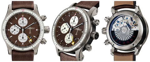 Bremont Watch Boeing 100 Limited Edition BB100