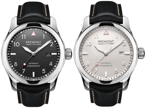 Bremont Watch Solo Polished White SOLO/PW