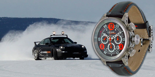 b r m creates limited edition watch for laponie ice driving c w sellors. Black Bedroom Furniture Sets. Home Design Ideas