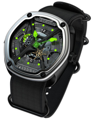Dietrich Watch OT-1 OT-1 - GREEN