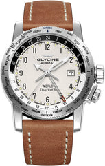 Glycine Watch Airman World Traveler GL-464