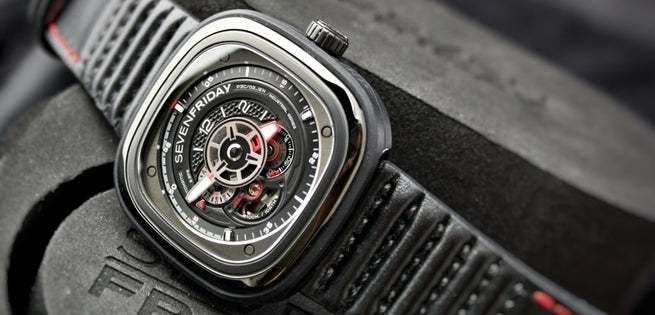 SEVENFRIDAY - NEW P3C02 Racer III Watch