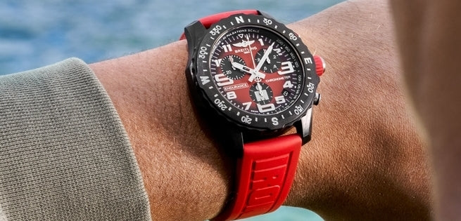 Breitling Releases New Endurance Pro Ironman Watch