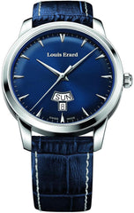 Louis Erard Watch Heritage Quartz Day Date 15920AA05.BEP102