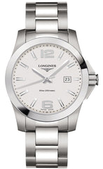 Longines Watch Conquest Mens L3.659.4.76.6