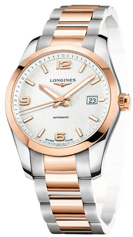 Longines Watch Conquest Classic L2.785.5.76.7
