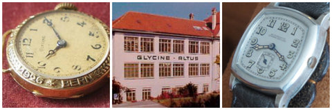 glycine-watches-history