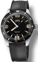 Oris Watch Divers Sixty Five Rubber 01 733 7707 4064-07 4 20 18