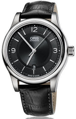 Oris Watch Classic Date Leather 01 733 7594 4034-07 5 20 11