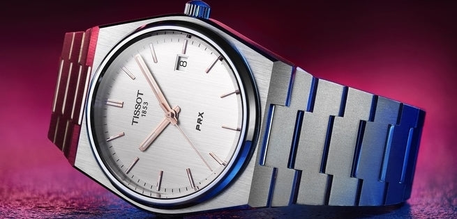 Tissot - BRAND NEW PRX Collection Unveiled