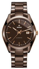 Rado Watch Hyperchrome Brown Ceramic Automatic R32176302