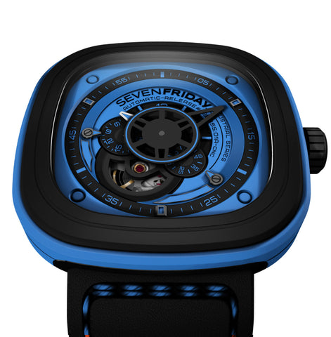 SevenFriday Watch P1/05 Blue