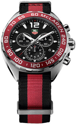TAG Heuer Watch Formula 1 McLaren 30th Anniversary Limited Edition CAZ1112.FC8188