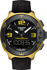 Tissot Watch T-Race Touch Tour De France 2016 T0814209705707