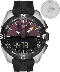Tissot Watch T-Touch Expert Solar Tour De France 2016 TS-678
