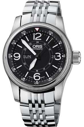 Oris Watch Big Crown Timer Bracelet D