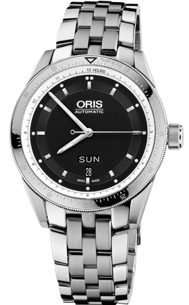 Oris Watch Artix GT Day Date Bracelet D