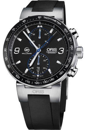 Oris TT1 Williams LE Set Rubber D