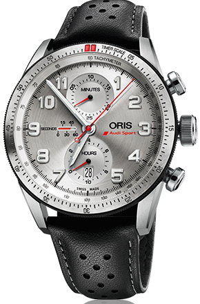 Oris Watch Audi Sport GT Chronograph Limited Edition
