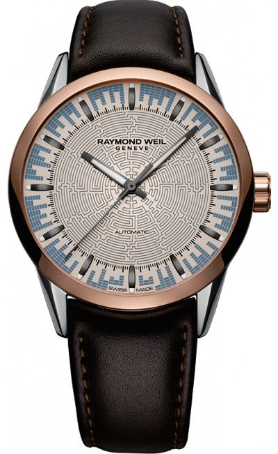 Raymond Weil Watch Freelancer Electro Music Special Edition