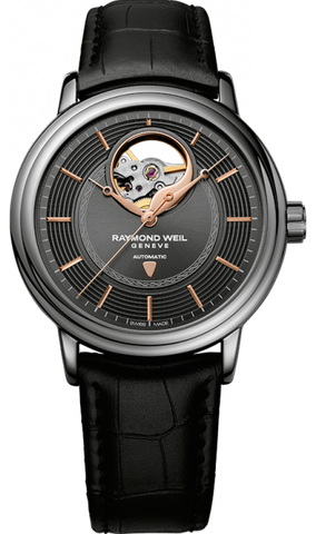 Raymond Weil Watch Maestro Open Wheel Guitar Music Special Edition D