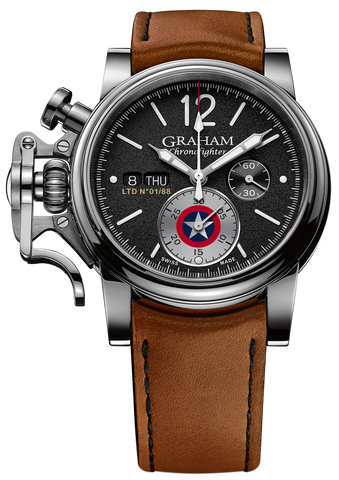 Graham Watch Chronofighter Vintage US Limited Edition