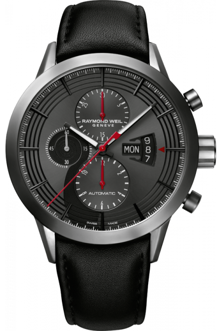 Raymond Weil Watch Freelancer Cello Music Special Edition