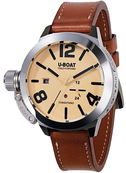 U-Boat Watch Classico 45 Tungsten AS 2 Movelock