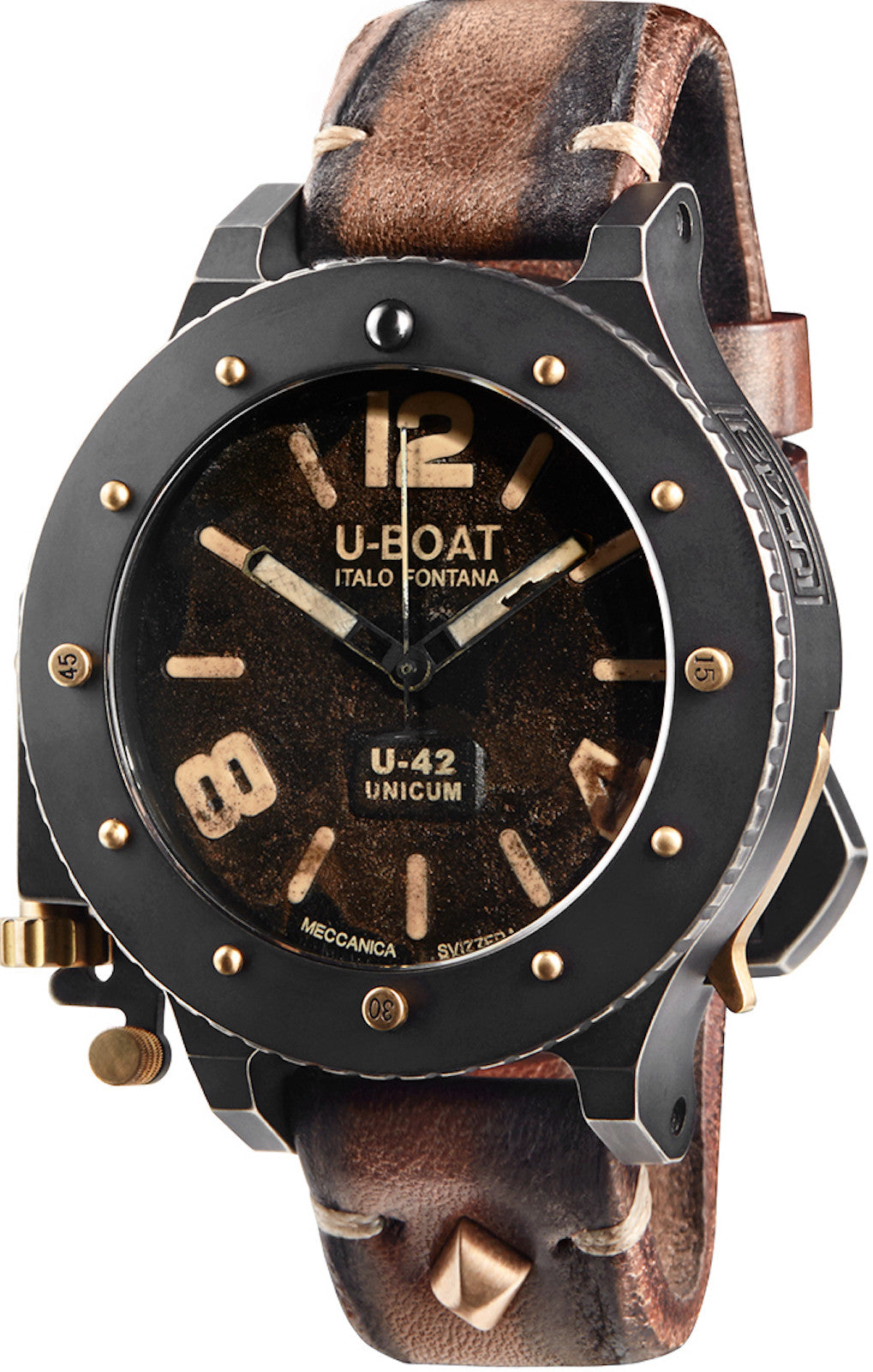U-Boat Watch U-42 53mm Unicum