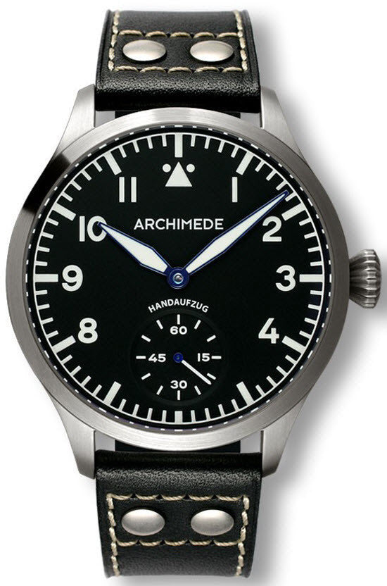 Archimede Watch Pilot 45 Hand Wound