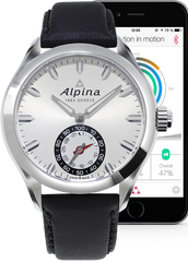 Alpina Horological Smartwatch Motion X Quartz D