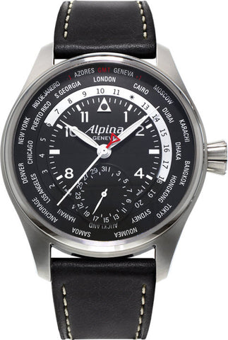 Alpina Watch Startimer Pilot Manufacture Limited Edition